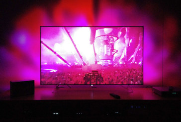 Test: Philips 65PUS8901 Ambilux-tv