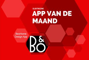 App van de maand: BeoHome Design App
