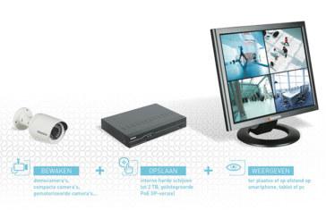 BTicino richt zich op HD-CCTV