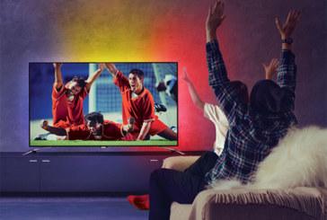 Philips brengt het EK naar jouw televisie