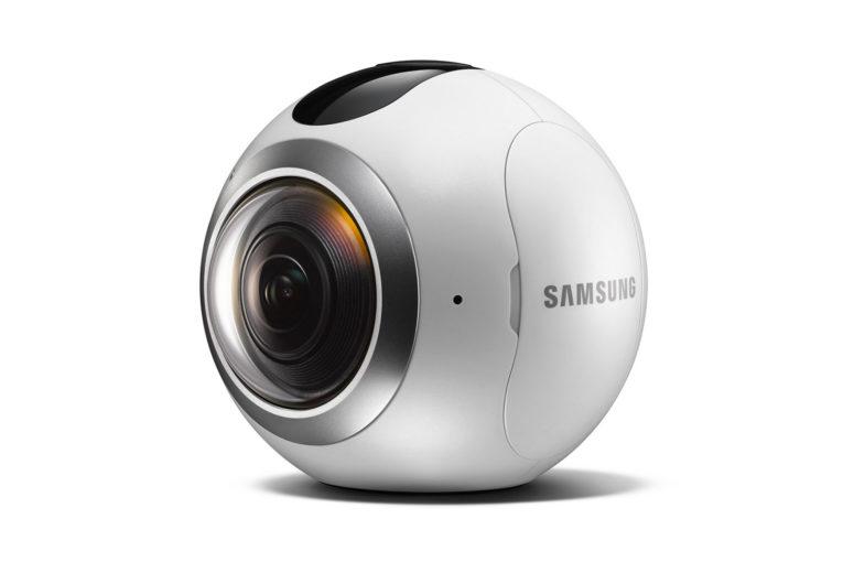 Prendre des photos à 360° ? Rien de plus facile avec la Gear 360 de Samsung !