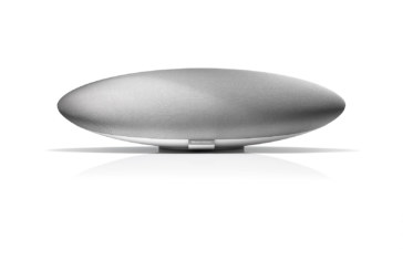 Bowers & Wilkins brengt Zeppelin Wireless nu ook in wit