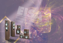 EISA awards home cinema audio 2016/17
