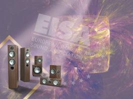 EISA awards home cinema audio 2016/17