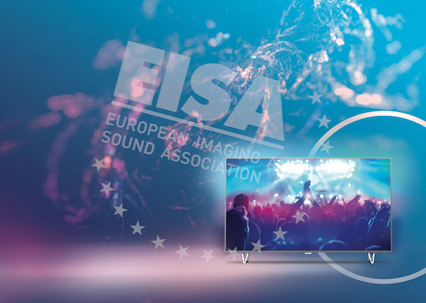 EISA awards televisies 2016-2017
