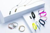 Fitbit met tweede generatie Charge- en Flex-fitnesstrackers