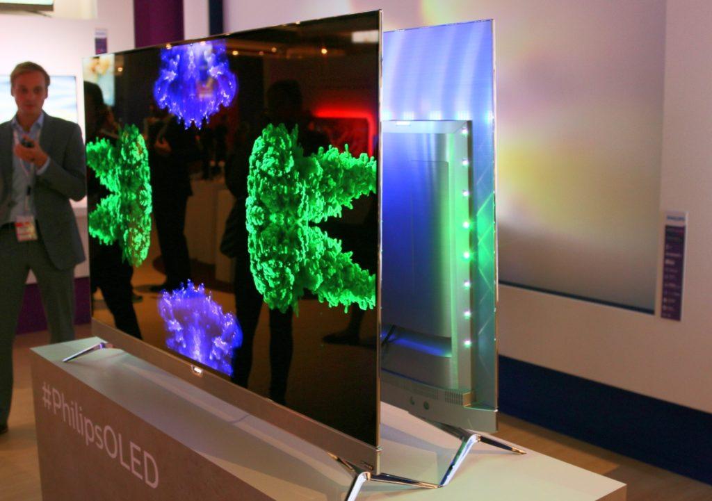 Téléviseur OLED 901F de Philips