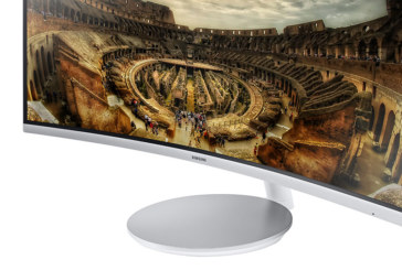 Samsung verwent gamers met Curved Quantum Dot-monitoren