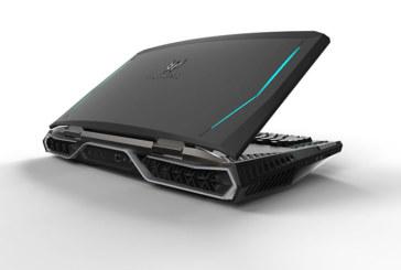 IFA: 's werelds eerste curved gaming notebook bij Acer