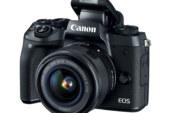 Canon EOS M5 systeemcamera legt de lat opnieuw hoger
