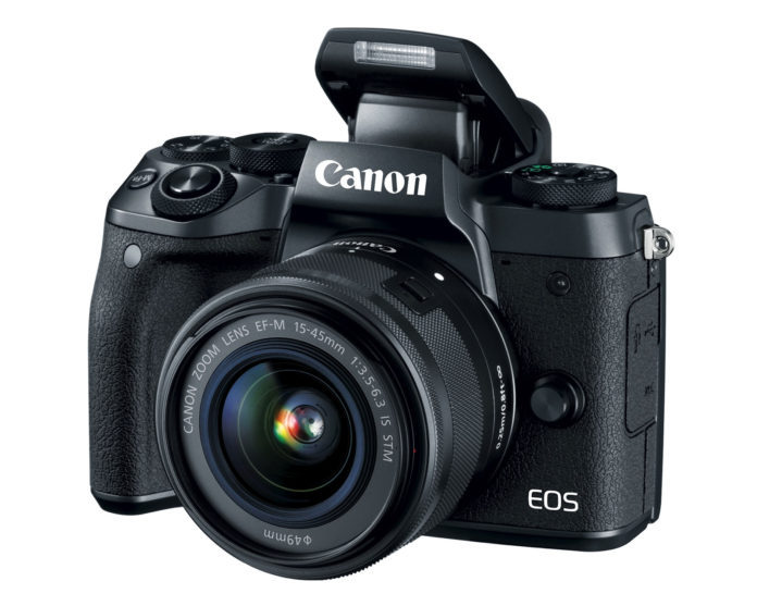 Canon EOS M5 systeemcamera