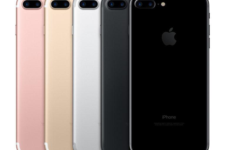 10 choses à savoir sur l'iPhone 7 d'Apple