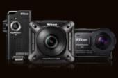 Nieuwe KeyMission action camera's voor Nikon