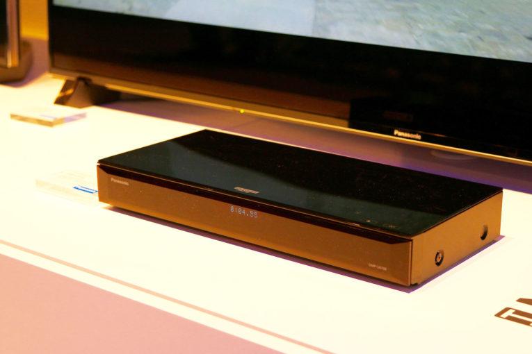 Panasonic rend le Blu-ray 4K plus abordable