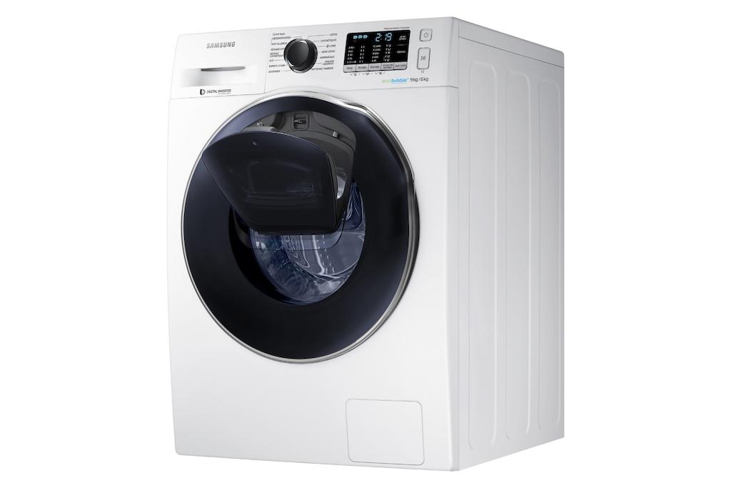 Samsung AddWash nu met Air Wash functie: fris je kleding op zonder water