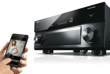 Haal meer uit je media met Yamaha's Atmos-receiver