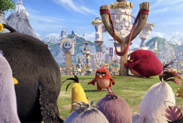 Filmreview: Angry Birds (Blu-ray 3D)