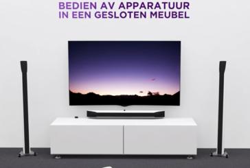 Met jouw smartphone jouw televisie bedienen dankzij Marmitek