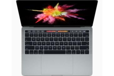 Apple MacBook Pro krijgt Touch Bar