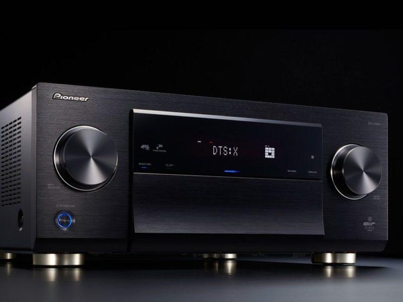 Drie AV-receivers met Dolby Atmos bij Pioneer
