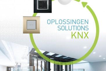 KNX nu ook mogelijk bij Legrand en BTicino