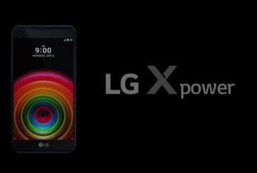 LG zet in op intensieve smartphonegebruiker met X Power