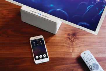 Philips lanceert televisie én speaker in één