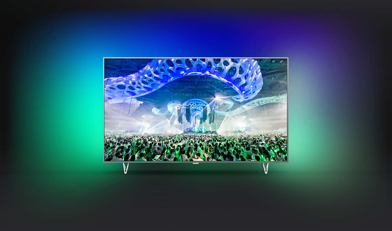 Test: Philips Ultra HD televisie 65PUS7601
