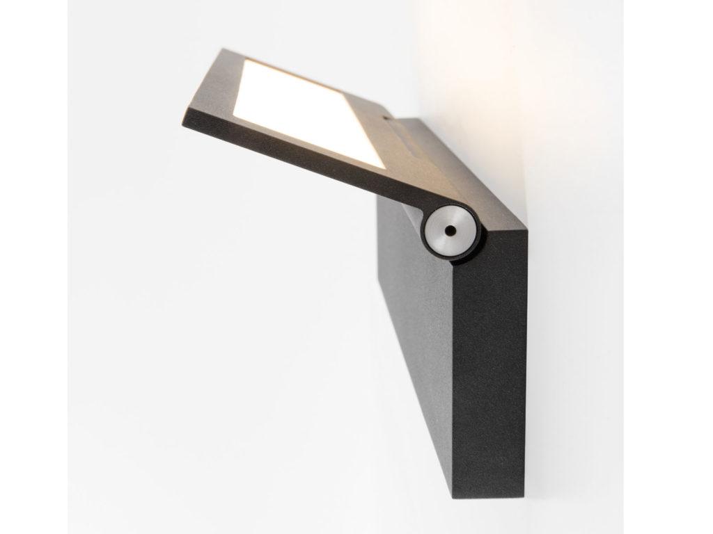 Modular Wollet wandverlichting oled
