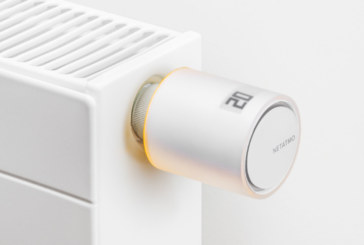 Bespaar tot 37% energie met de slimme radiatorkraan van Netatmo