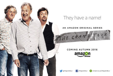The Grand Tour: Top Gear revisited op Amazon Video