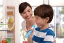 Zelfstandig tanden poetsen: de Sonicare for kids nu ook met K3!