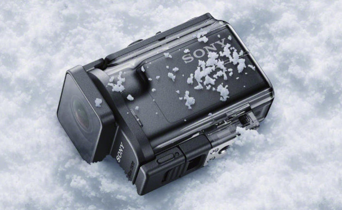De cam voor de action man – Sony HDR-AS50