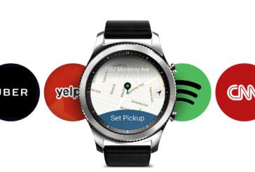 Koploper in de smartwatch-marathon – de Samsung Gear S3