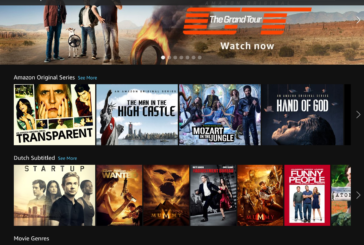 Amazon Prime Video nu ook beschikbaar in België en Nederland