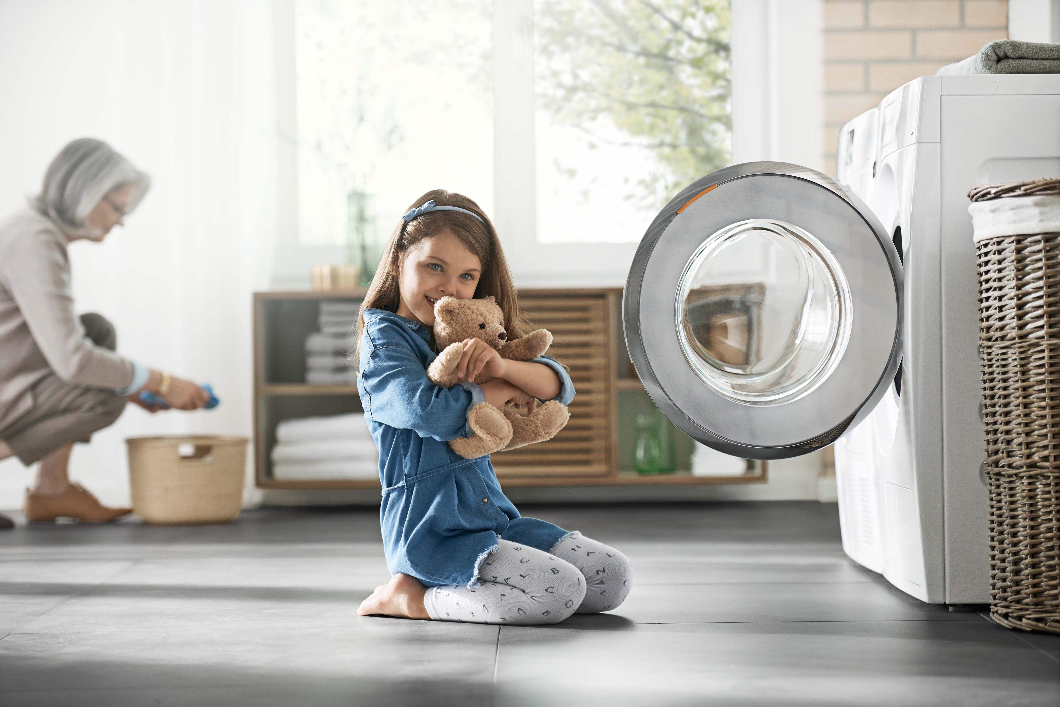 Hoe onderhoud je een wasmachine?