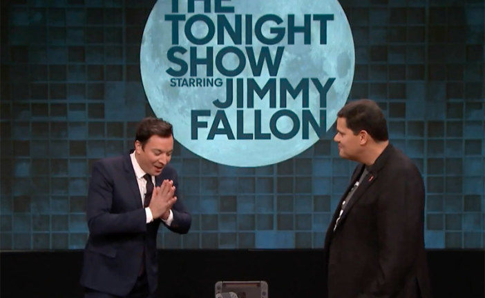 Video: Eerste demo-beelden van Nintendo Switch bij Jimmy Fallon