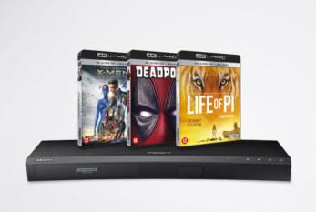 Test: Samsung Ultra HD Blu-ray speler UBD-K8500