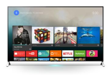 Android TV 6.0 op komst voor Sony televisies uit 2015 en 2016