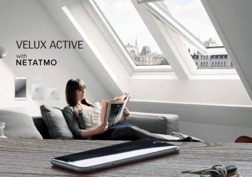 Velux zet volgende stap in smart home met Velux Active