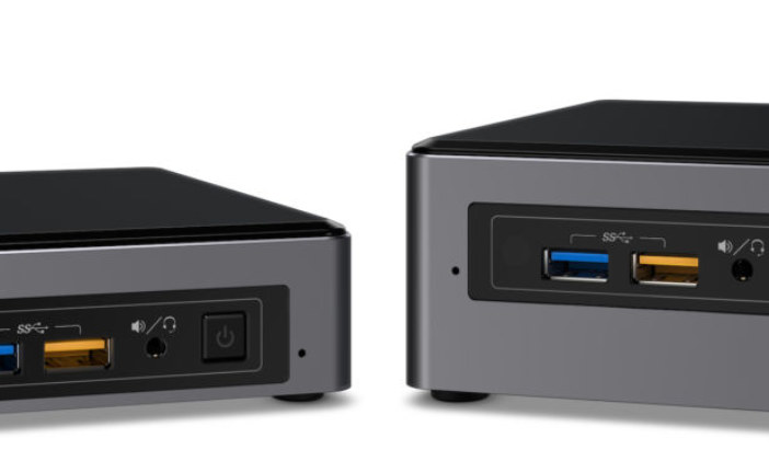 Intel NUC mini pc's krijgen nieuw design en stevigere processors