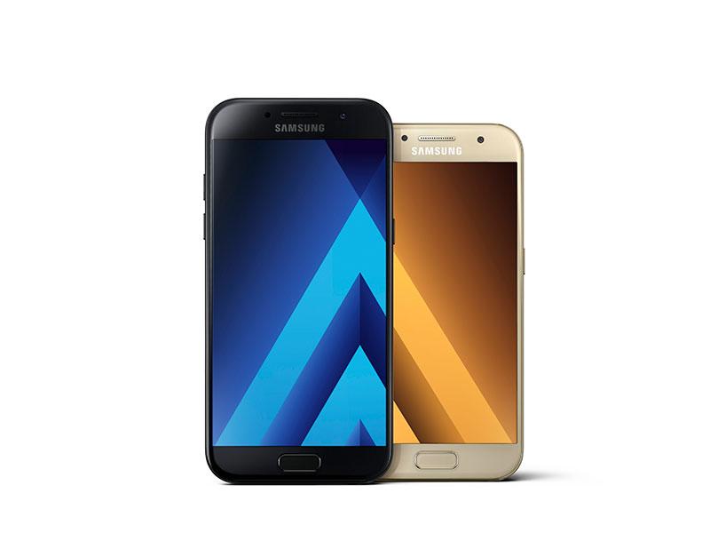 Samsung Vernieuwt Galaxy A Smartphones