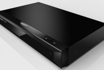 Panasonic met 3 nieuwe 4K Blu-ray-spelers voor 2017