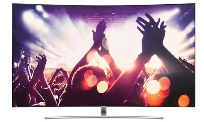 Samsung Q8 QLED televisie
