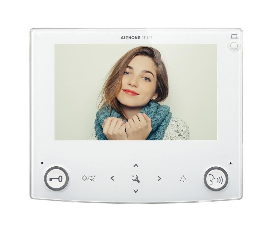 Vernieuwde modulaire videofonie bij Aiphone (Batibouw 2017)