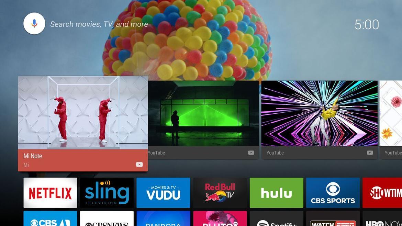 Android TV 7.0: wat is er nieuw voor 2017?
