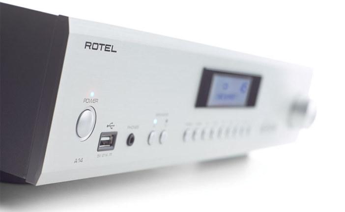 De 14 Serie van Rotel moet geluid naar nieuwe hoogte brengen