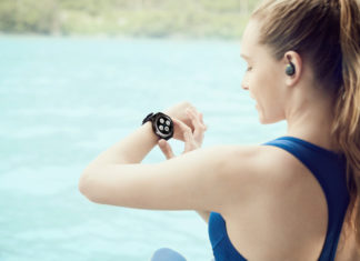 Samsung Gear S3 smartwatch