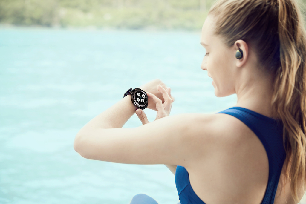 Test: Samsung Gear S3 smartwatch