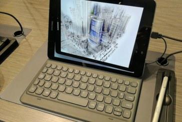 Samsung Galaxy Tab S3 en Galaxy Book (MWC 2017)
